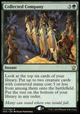 Magic the Gathering Dragons of Tarkir Single Collected Company - SLIGHT PLAY (SP)