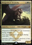 Magic the Gathering Dragons of Tarkir Single Dragonlord Dromoka NEAR MINT (NM)