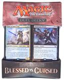 Magic the Gathering Blessed Vs. Cursed Duel Deck