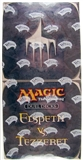 Magic the Gathering Elspeth Vs. Tezzeret Duel Deck Box