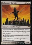 Magic the Gathering Eventide Single Stillmoon Cavalier - SLIGHT PLAY (SP)