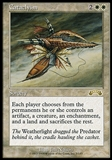Magic the Gathering Exodus Single Cataclysm - SLIGHT PLAY (SP)