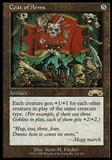 Magic the Gathering Exodus FRENCH Single Coat of Arms - NEAR MINT (NM)