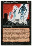 Magic the Gathering 3rd Ed. (Revised) GERMAN Single Animate Dead (FBB) - NEAR MINT (NM)
