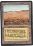 Magic the Gathering French Revised Edition Single Savannah (BlackBorder) - MODERATE PLAY
