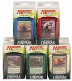 Magic the Gathering Battle for Zendikar Intro Pack - Set of 5