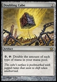 Magic the Gathering Fifth Dawn Single Doubling Cube - SLIGHT PLAY (SP)
