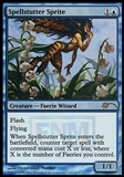 Magic the Gathering Promotional Single Spellstutter Sprite FOIL (FNM) - NEAR MINT (NM)