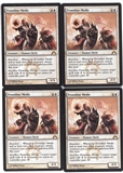 Magic the Gathering Gatecrash PLAYSET Frontline Medic X4 - NEAR MINT (NM)