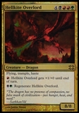 Magic the Gathering From The Vault Single Hellkite Overlord - SLIGHT PLAY (SP)