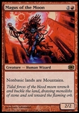 Magic the Gathering Future Sight Single Magus of the Moon - MODERATE PLAY (MP)