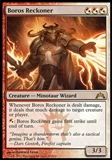 Magic the Gathering Gatecrash Single Boros Reckoner FOIL - SLIGHT PLAY (SP)