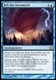 Magic the Gathering Return to Ravnica GERMAN Single Cyclonic Rift - NEAR MINT (NM)