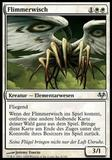 Magic the Gathering Eventide GERMAN Single Flickerwisp FOIL - SLIGHT PLAY (SP)