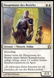 Magic the Gathering Return to Ravnica GERMAN Single Precinct Captain - NEAR MINT (NM)