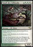 Magic the Gathering Shadowmoor GERMAN Single Wilt-Leaf Liege - NEAR MINT (NM)