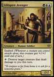 Magic the Gathering Conflux Single Giltspire Avenger FOIL - NEAR MINT (NM)