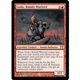 Magic the Gathering Champions of Kamigawa Single Godo, Bandit Warlord - MP
