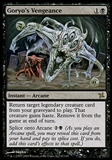 Magic the Gathering Betrayers of Kamigawa Single Goryo's Vengeance - MODERATE PLAY (MP)