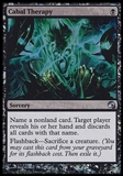 Magic the Gathering Premium Deck Single Cabal Therapy - SLIGHT PLAY (SP)
