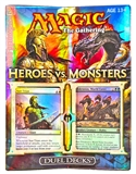 Magic the Gathering Heroes Vs. Monsters Duel Deck