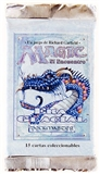 Magic the Gathering Ice Age Booster Pack (Spanish)