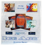 Magic the Gathering Ice Age Starter Deck Box