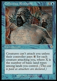 Magic the Gathering Invasion Single Collective Restraint - SLIGHT PLAY (SP)