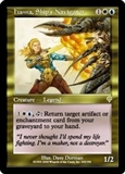 Magic the Gathering Invasion Single Hanna, Ship's Navigator - NEAR MINT (NM)
