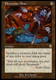 Magic the Gathering Invasion Single Phyrexian Altar - MODERATE PLAY (MP)
