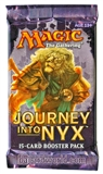 Magic the Gathering Journey Into Nyx Booster Pack