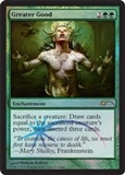 Magic the Gathering Promotional Single Greater Good (JUDGE FOIL) - NEAR MINT (NM)