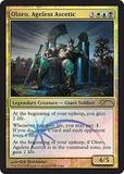 Magic the Gathering Promotional Single Oloro, Ageless Ascetic (JUDGE FOIL) - NEAR MINT