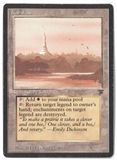 Magic the Gathering Legends Single Karakas - HEAVY PLAY (HP)