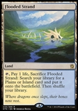 Magic the Gathering Khans of Tarkir Single Flooded Strand - SLIGHT PLAY (SP)