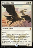 Magic the Gathering Rise of Eldrazi Single Wingmate Roc FOIL - SLIGHT PLAY (SP)
