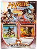 Magic the Gathering Knights Vs. Dragons Duel Deck
