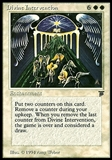 Magic the Gathering Legends Single Divine Intervention - SLIGHT PLAY (SP)