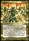 Magic the Gathering Legends Single Hazezon Tamar - MODERATE PLAY (MP)