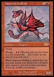 Magic the Gathering Legions Single Imperial Hellkite FOIL - SLIGHT PLAY (SP)