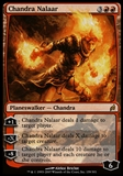 Magic the Gathering Lorwyn Single Chandra Nalaar - SLIGHT PLAY (SP)