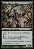 Magic the Gathering Lorwyn Single Imperious Perfect - MODERATE PLAY (MP)