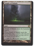 Magic the Gathering Journey into Nyx MISCUT Single Temple of Malady - NEAR MINT (NM)