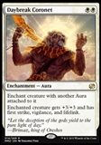 Magic the Gathering Modern Masters 2015 Edition Single Daybreak Coronet Foil NEAR MINT (NM)
