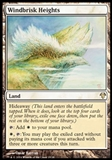 Magic the Gathering Modern Event Deck Single Windbrisk Heights - NEAR MINT (NM)