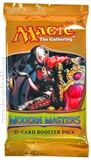 Magic the Gathering Modern Masters Booster Pack