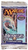 Magic the Gathering Nemesis Booster Pack