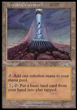 Magic the Gathering Nemesis Single Terrain Generator FOIL - NEAR MINT (NM)