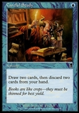 Magic the Gathering Odyssey Single Careful Study X4 PLAYSET - NEAR MINT (NM)