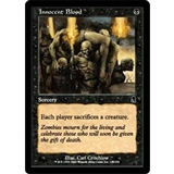 Magic the Gathering Odyssey Single Innocent Blood FOIL - NEAR MINT (NM)